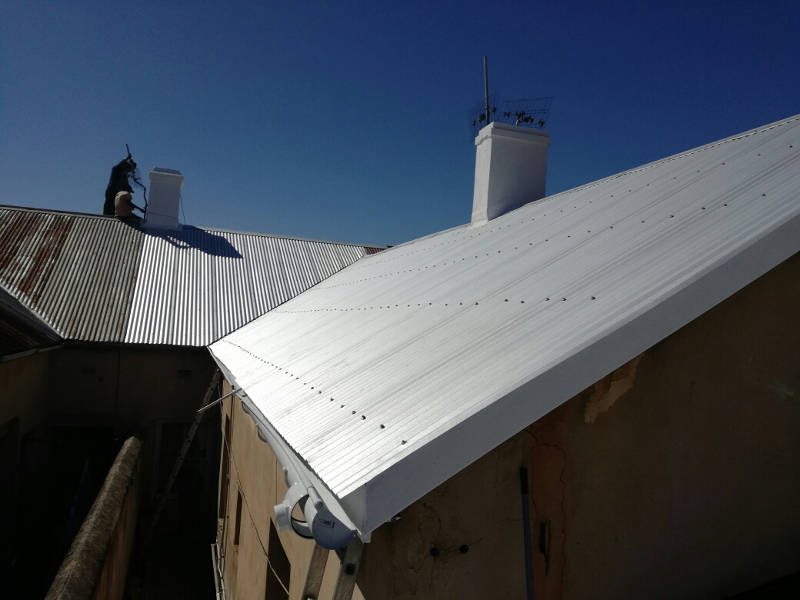 Aluminium Sheet Roofing Anchor Roofing